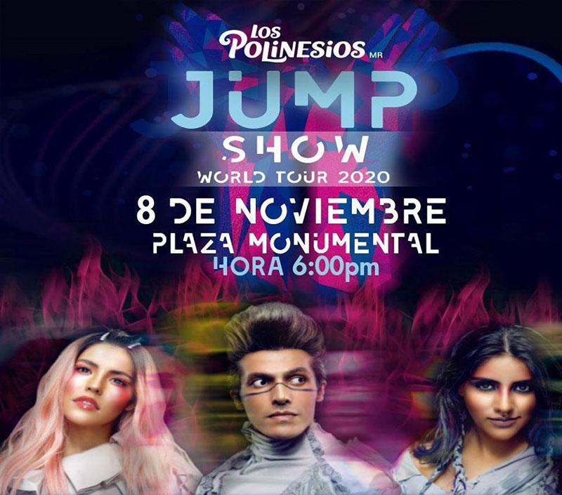 Los Polinesios: Jump Show World Tour, 2020